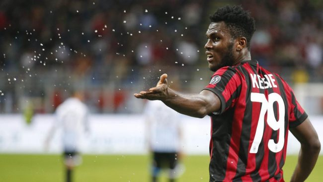 Gelandang asal AC Milan, Franck Kessie menyatakan bahwa dirinya masih betah bermain diklub besutan dari Gennaro Gattuso