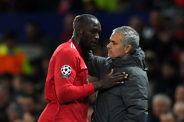 lukaku and jose1