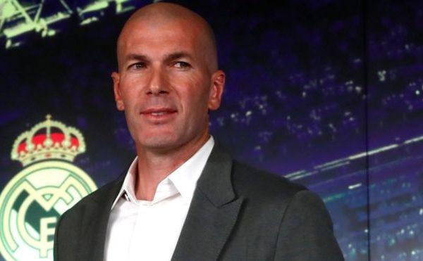 Pelatih Zidane-Zidane