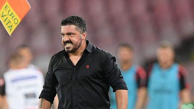 Gagal Membawa AC Milan Maju Ke Liga Champions, Gennaro Gattuso Kecewa