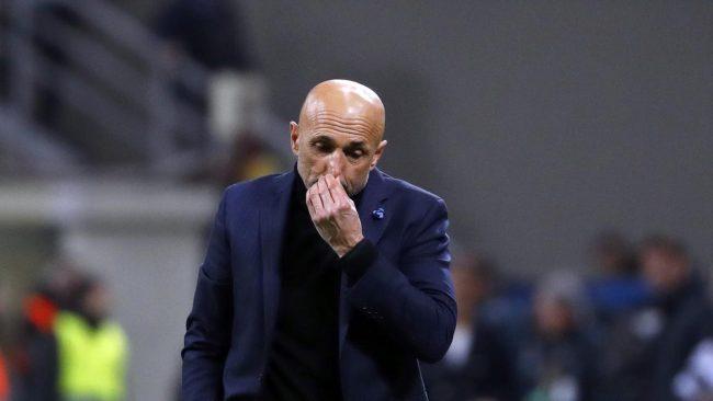 Pelatih Inter Milan, Luciano Spalletti masih memiliki rasa optimis terhadap Inter Milan untuk bisa maju ked ajang Liga Champions musim depan